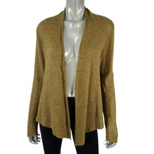 Eileen Fisher Cashmere Mohair Cardigan Size XS